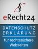 Dateschutzerklärung von eRecht24
